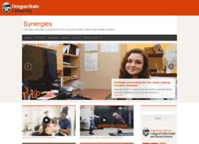 synergies.oregonstate.edu
