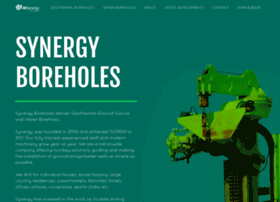 synergyboreholes.co.uk