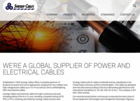synergycables.com
