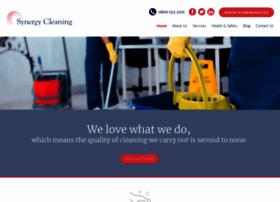 synergycleaning.co.uk