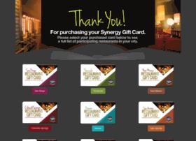 synergygiftcard.com