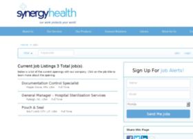 synergyhealthplc.applicantpro.com