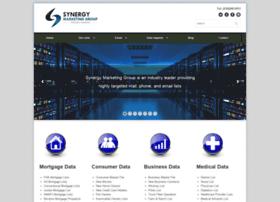synergymarketingdata.com