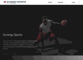 synergysportstech.com