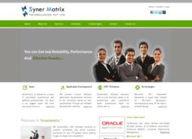 synermatrix.com