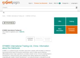 synmec.exportpages.com