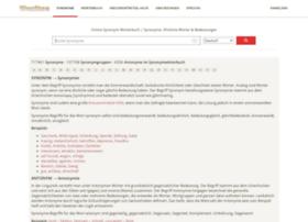 synonym.woxikon.de