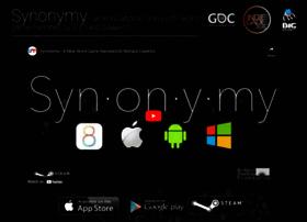 synonymy-game.com