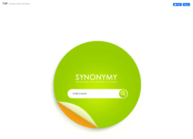 synonymy.com