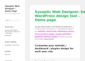 synoptic-web-designer.wdh.im