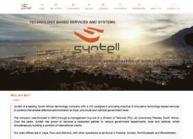 syntell.co.za