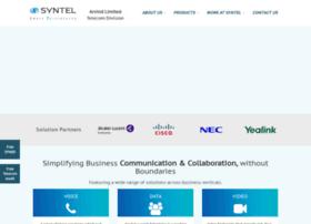 synteltelecom.com