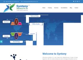 syntenylifesciences.com