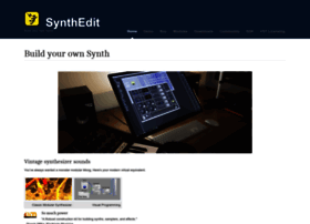 synthedit.com