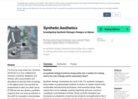 syntheticaesthetics.org