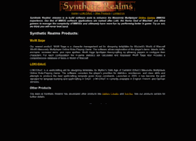 syntheticrealms.com