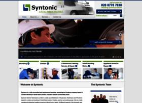 syntonic.co.uk