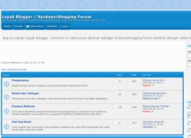 syoknyerblogging.4forum.biz