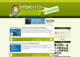 syoknyerblogging.blogspot.com