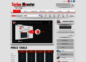 syrianmonster.com