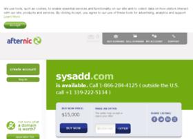 sysadd.com