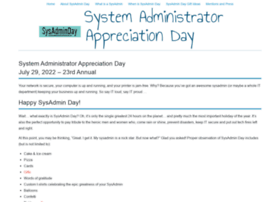 sysadminday.com