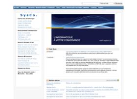 sysco.ch