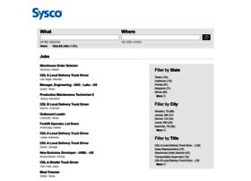 sysco.jobs
