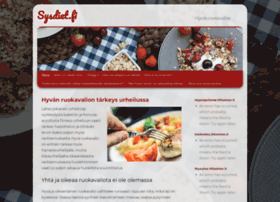 sysdiet.fi