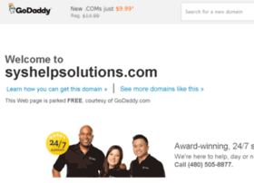 syshelpsolutions.com