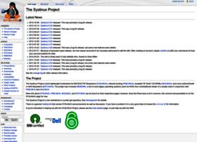 syslinux.com