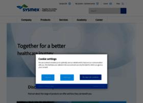 sysmex-europe.com