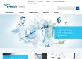 sysmex.de