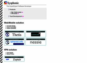 sysphonic.com