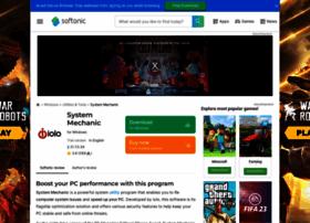 system-mechanic.en.softonic.com