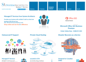 systemarchitects.ca