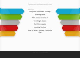 systematicrelativestrength.com