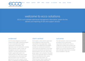 systems.eccosolutions.co.uk