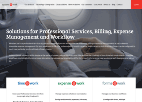 systemsatwork.com