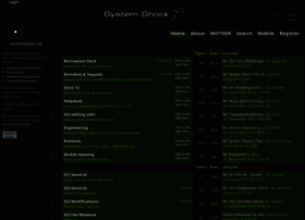 systemshock.org
