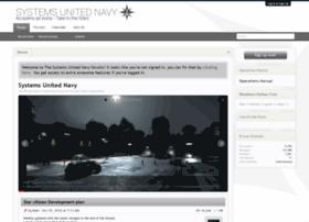 systemsunitednavy.com