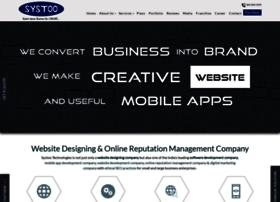 systootech.com