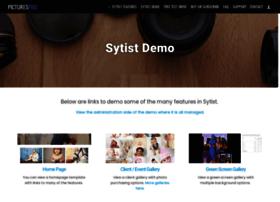 sytistdemo.picturespro.com