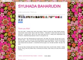 syuhadabaharudin.blogspot.com