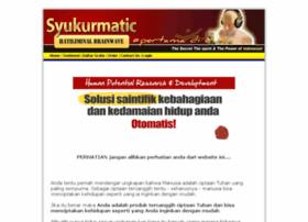 syukurmatic.com