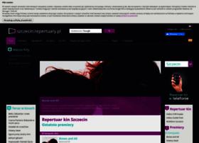szczecin.repertuary.pl