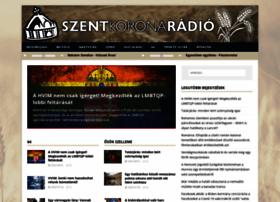 szentkoronaradio.com