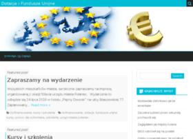 szkoleniaunijnefunduszedotacjekursy.pl