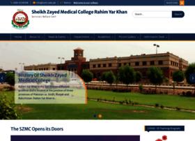 szmc.edu.pk