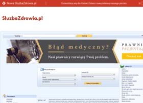 szukaj.sluzbazdrowia.pl